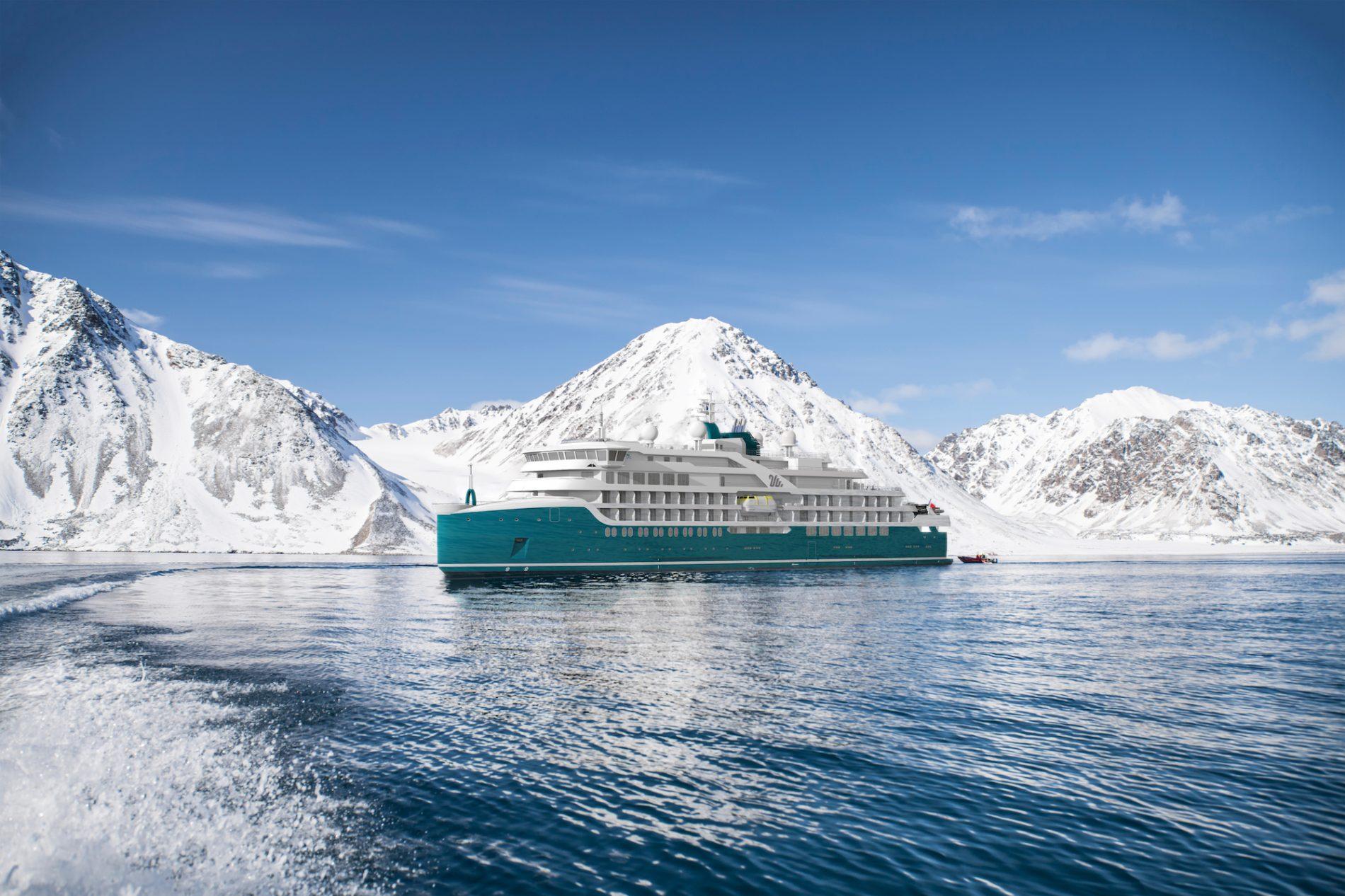 Swan Hellenic barco Minerva para cruceros de expedición de lujo