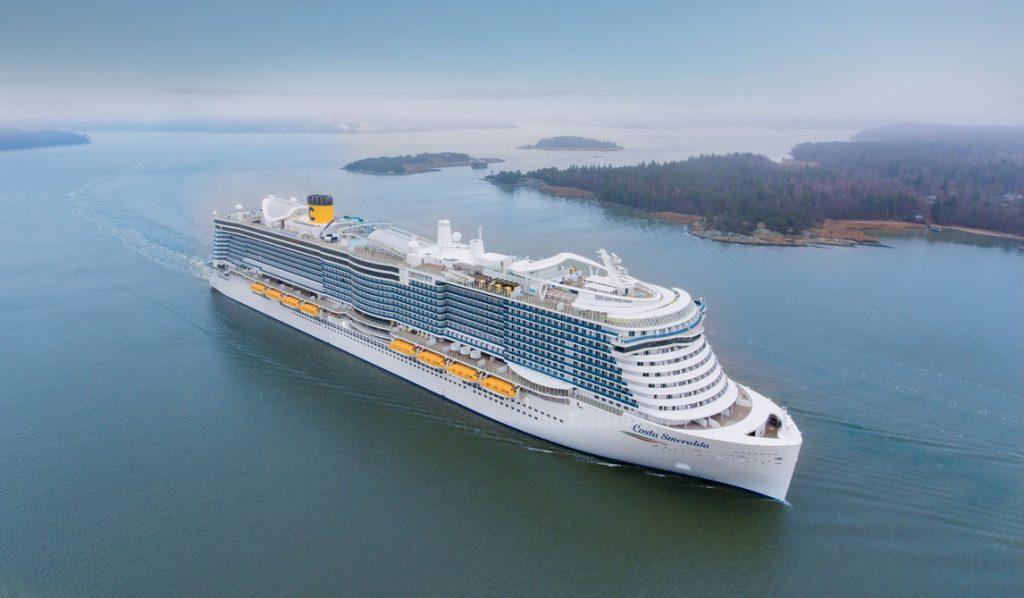 Costa Smeralda, uno de los mejores cruceros del mundo en 2021