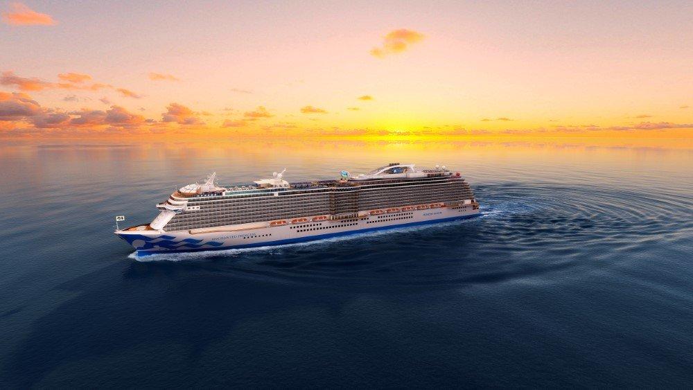 Enchanted Princess, nuevo crucero de Princess Cruises