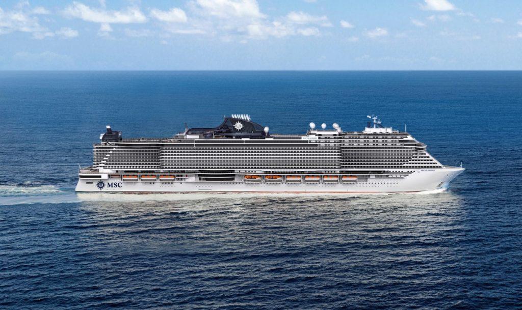 MSC Seashore es uno de los mejores barcos de MSC Cruceros