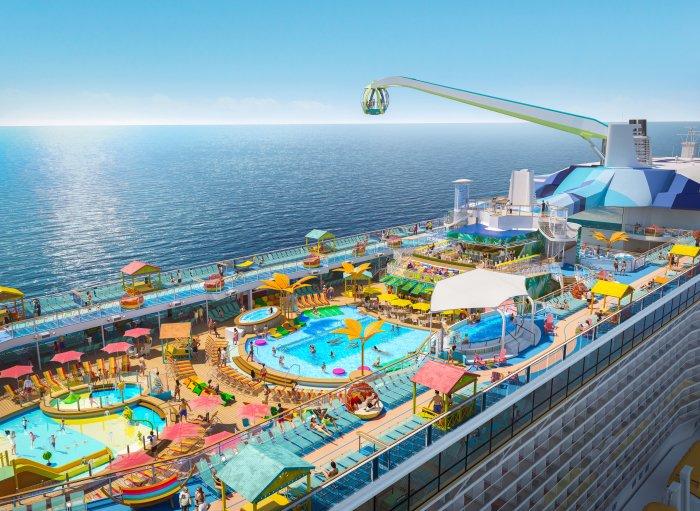 Odyssey of the Seas es el nuevo barco de Royal Caribbean para 2021