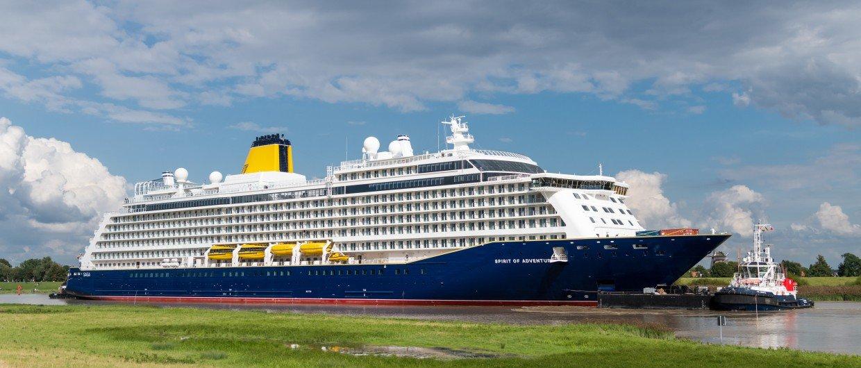 Saga Cruises - Spirit of Adventure