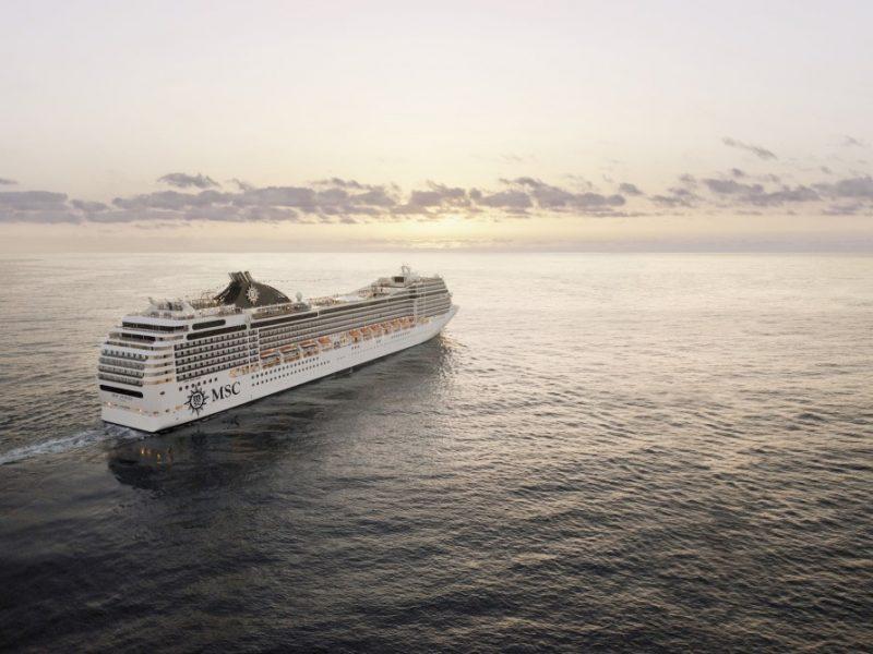 MSC Poesia - cruceros Grecia